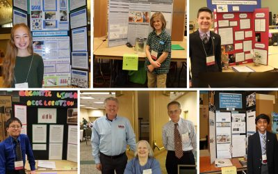 Pikes Peak Regional Science Fair (PPRSF) 2018