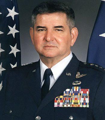 General (ret) Ronald R. Fogleman Luncheon – 11/1/18