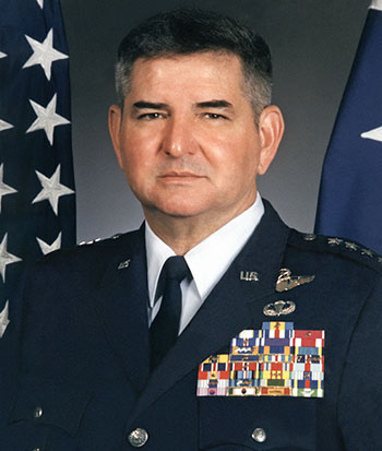 General retired Ronald R Fogelman