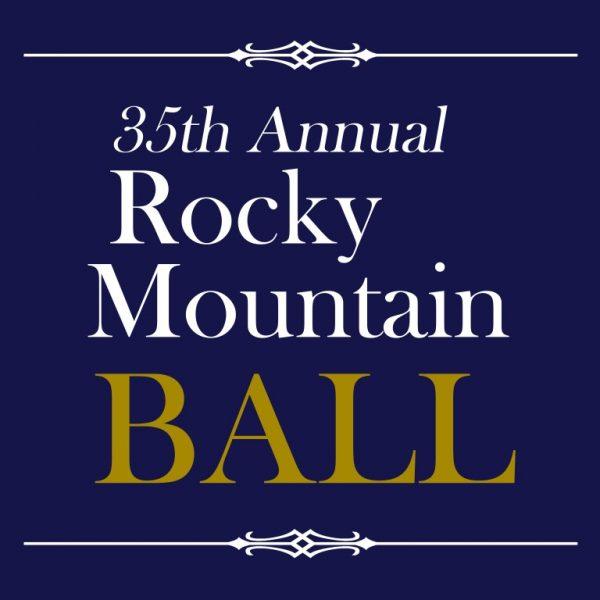 Rocky Mountain Ball - 35th Annual 2018