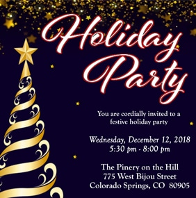 NDIA-RMC Annual Holiday Party