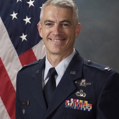 "Col. Todd Wiest Luncheon – ""Sentinels' Extraordinary Future"" – 1/29/19"