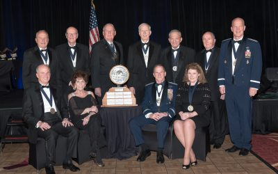 General James V. Hartinger Award 2018 – Air Force Chief of Staff Space Command General David L. Goldfein