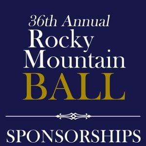 36th Annual Rocky Mountain Ball - Sponsorships - LOGO