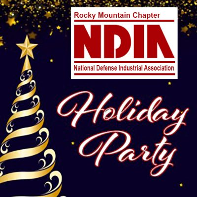 NDIA-RMC Holiday Party 2019 <br>December (Day TBD) <br>COMING SOON!