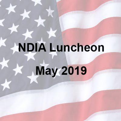 NDIA Luncheon – May 2019