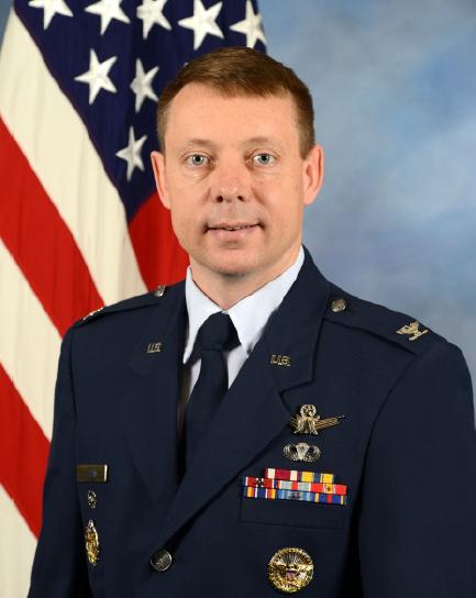 Col. Russ Teehan