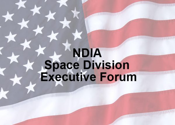 NDIA Space Division Executive Forum