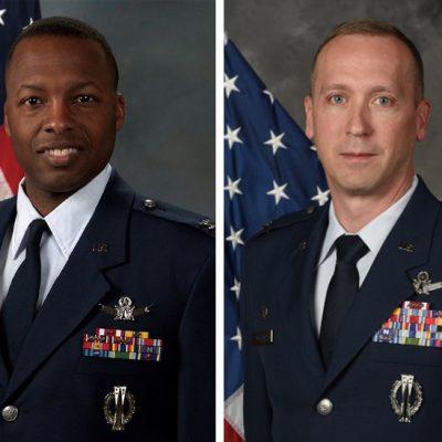 Col. Joe L. White and Col. David R. Morrow Luncheon <br>11/25/19  <br><b><span style=