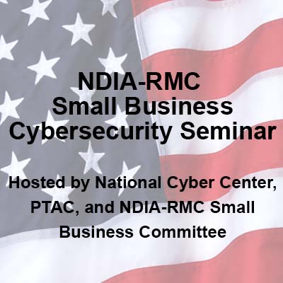 Small business cybersecurity seminar placeholder