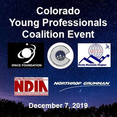 Colorado Young Professionals Coalition Event – 12/7/19<br><span style=