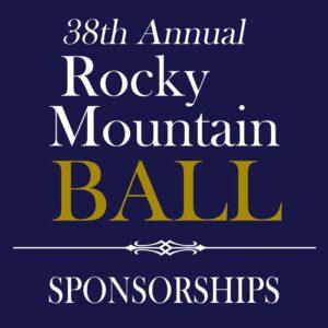 Rocky Mountain Ball - SPONSORSHIPS 1
