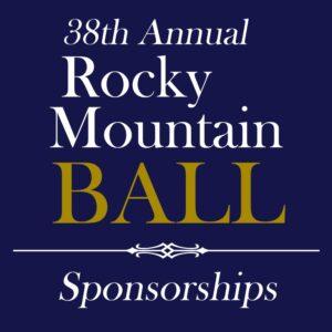 Rocky Mountain Ball - Sponsorships