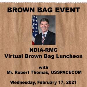 Brown Bag - 2-17-21 Robert Thomas